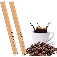 電子タバコ 使い捨て コーヒー フレーバー 400-450回吸引可能 電子タバコ ニコチン・タール0 爆煙 禁煙補助 T…