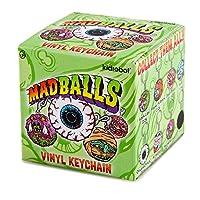 Kidrobot Madballs Blind Box Keychain Series Vinyl Key Chain