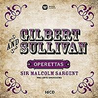 Gilbert & Sullivan: Operettas
