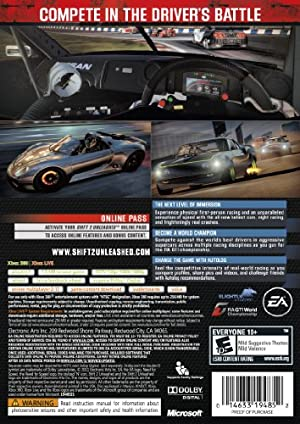 Shift 2 Unleashed: Need for Speed (輸入版) - Xbox360