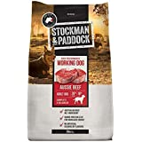 Stockman and Paddock High Performance Dry Beef Food for Working Dog, 20 Kilograms