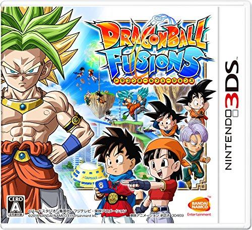 ドラゴンボールフュージョンズ - 3DS