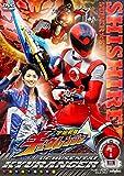 スーパー戦隊シリーズ 宇宙戦隊キュウレンジャー VOL.1[DVD]