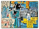 Jean-michel Basquiat Fliptop Notecards With Magnetic Closure: Greeting Cards for All Occasions