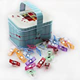 100PCS Clips for Sewing Quilting Crafting Wonder Clips Sewing Quilting Accessories