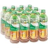 Heaven and Earth Jasmine Green Tea Case, 500ml (Pack of 12)