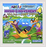 Vol. 4-Music & Movement: With Fun & Games Galore!