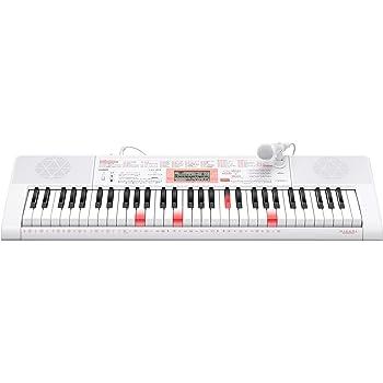 カシオ 電子キーボード61標準鍵 光ナビゲーションキーボード LK-123