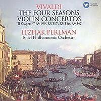 Vivaldi:Violin Concertos; Four Seasons (2CD) by Itzhak Perlman