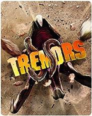 【Amazon.co.jp限定】トレマーズ スチールブック・ブルーレイ [Blu-ray]