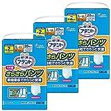 Amazon.co.jp【ケース販売】 アテント うす型さらさらパンツ L~LL 男女共用 2回吸収 20枚×3パック【ADL区分:一人で歩ける方】