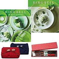 CONCENT・リンベル RING BELL カタログギフト オリオン&ダイアナ+箸二膳(金ちらし)セット