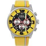 [アイティーエー]I.T.A. Gran Chrono(グラン クロノ) ジャッロ 腕時計 27.00.03 日本限定1…