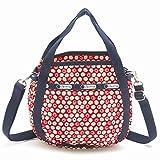 (レスポートサック)LeSportsac 8056 Travel Daisy Red Small Jenni トートバッ [並行輸入品]