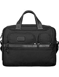 (トゥミ) Tumi メンズ バッグ パソコンバッグ Alpha 2 Expandable Organizer Laptop Brief [並行輸入品]