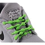 CATERPYRUN (キャタピラン) 結ばない靴紐 75cm キャタピーグリーン N75-7CG