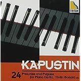 24の前奏曲とフーガ、他-2CD-