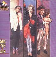 King for a day (Ext. Mix, 8:02min., 1985) / Vinyl Maxi Single [Vinyl 12'']