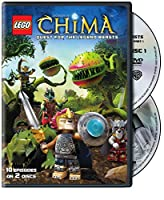 LEGO LEGENDS CHIMA: QUEST FOR LEGEND BEASTS SSN 2