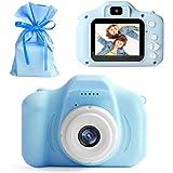 [Amazon限定ブランド] ピントキッズ 子供用 デジタルカメラ トイカメラ こどもカメラ 子供カメラ キッズカメラ キッズデジカメ プレゼント ラッピング付 ミニカメラ 子供プレゼント 誕生日 バースデープレゼント パーティーギフト 子供の日 知