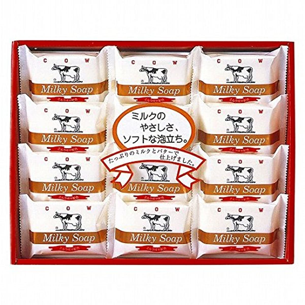 パンフレット適度な上陸nobrand 牛乳石鹸 ゴールドソープセット (21940005)