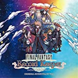 FINAL FANTASY Record Keeper Original Soundtrack vol.3/ゲーム ミュージック