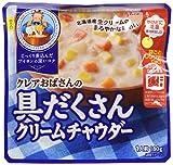 江崎グリコ クレアおばさんの具だくさんクリームチャウダー 180g×5個