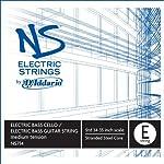 D'Addario NS Electric Bass/Cello Single E String 4/4 Scale Medium Tension 【TEA】 [並行輸入品]
