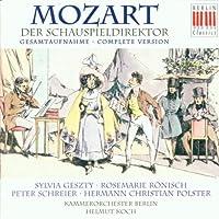 Mozart;Der Schauspieldirekt
