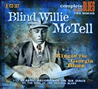 King Of The Serpent Blues by Blind Willie McTell (2008-01-08)