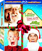 Christmas Favorites Collection (Miracle on 34th Street, Home Alone, Jingle All the Way) [Blu-ray]