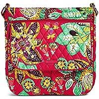 Vera Bradley womens 15712 Double Zip Mailbag