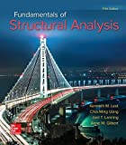 Cover of Fundamentals of Structural Analysis