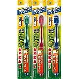 【まとめ買い】生葉(しょうよう)極幅ブラシ 歯ブラシ レギュラーヘッド やわらかめ×3個
