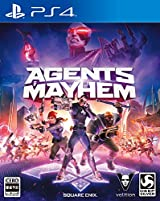 PS4用オープンワールドACT「エージェンツ オブ メイヘム」12月発売