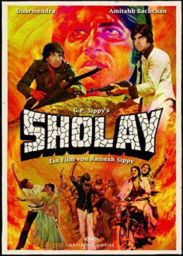 Sholay (Omu) [Import allemand]