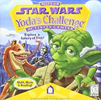 Star Wars Yoda's Challenge Activity Center (輸入版)