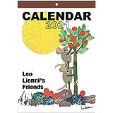 学研ステイフル 2021年 レオ・レオニ カレンダー 壁掛け AM13084