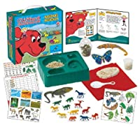 Young Scientist Club Clifford The Big Red Dog Animal Science Kit [並行輸入品]
