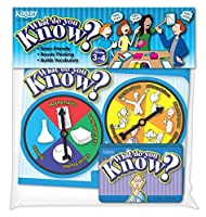 Kagan Cooperative Learning What Do You Know? Grade 3-4 Individual Game Teaching Material (MGWS3) [並行輸入品]