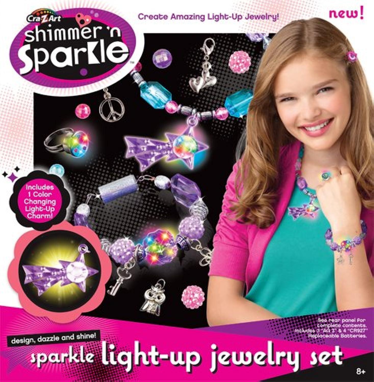 cra-z-art Sparkle Bright Lite Upジュエリー
