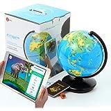 3Dで学べる 知育地球儀 Shifu Orboot 世界各国の特徴や文化を楽しみながら学習できる 立体表示で面白い AR…