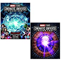 Marvel Cinematic Universe - Complete Phase One and Two - Marvel 12 Movies Bundling Blu-ray【DVD】 [並行輸入品]