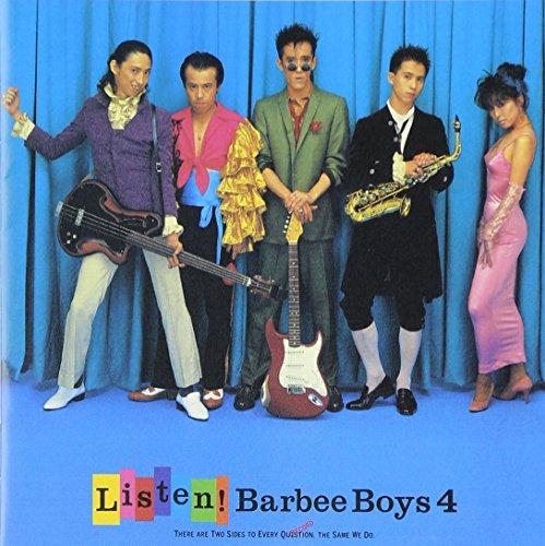 LISTEN!BARBEE BOYS4の詳細を見る