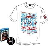 【Amazon.co.jp限定】『ジャスティス・リーグ』特製Tシャツ&ブルーレイ (250セット限定) [Blu-ray]