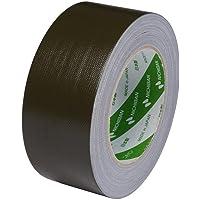 ニチバン 布テープ 50mm×25m巻 102N8-50 オリーブドラブ