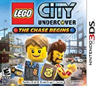 Lego City Undercover: The Chase Begins 北米版
