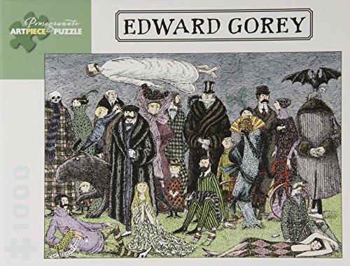 Edward Gorey - Edward Gorey: 1,000 Piece Puzzle (P...