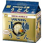 マルちゃん正麺 うどん 5P×6個