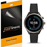 (6 Pack) Supershieldz for Fossil Sport Smartwatch 43mm (Gen 4) Screen Protector, High Definition Clear Shield (PET)